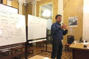 Константин Макарычев. Метрическая геометрия и ее приложения в Computer Science. 8 октября 2017