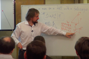 Александр Охотин. Формальные грамматики и вычислительная сложность синтаксического анализа. 12 ноября 2017